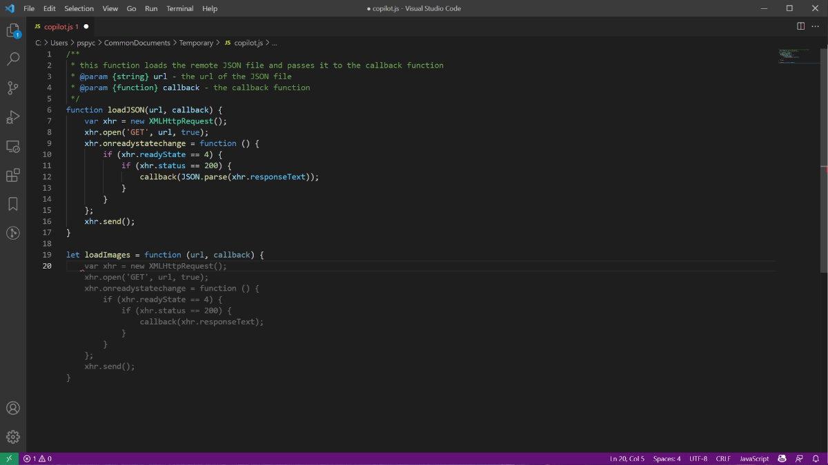 Artificial intelligence for developers   GitHub Copilot   QuadMeUp